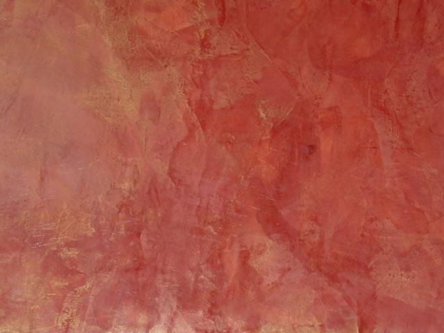 Faux finishes italian venetian plaster finish repair for Red top gypsum plaster